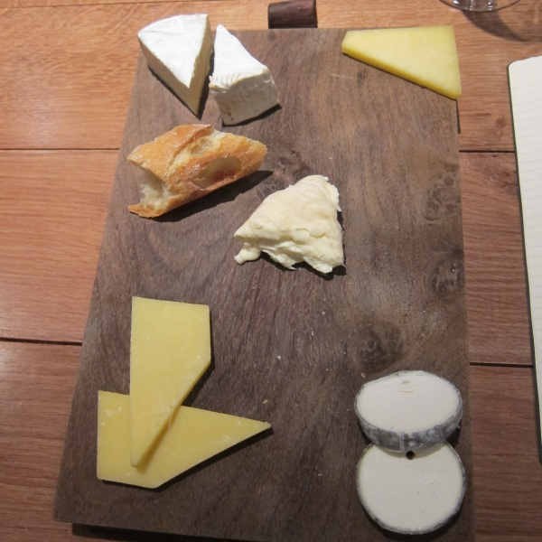 A cheese for each wine