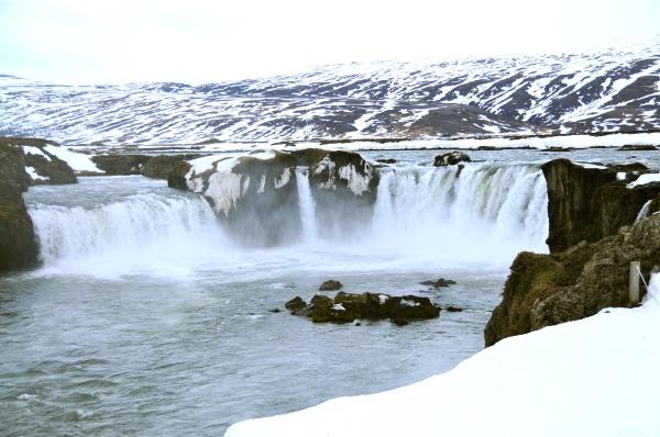 Liquids rule in Iceland