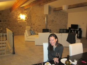 Living along the Wine Route to Bordeaux...and Loving It